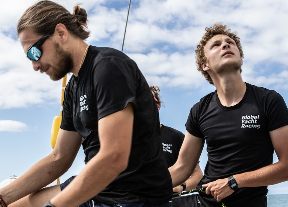 yachtmaster fasttrack traineeship